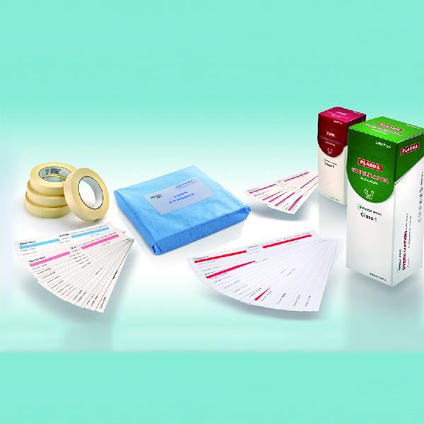 灭菌指示胶带和灭菌指示卡